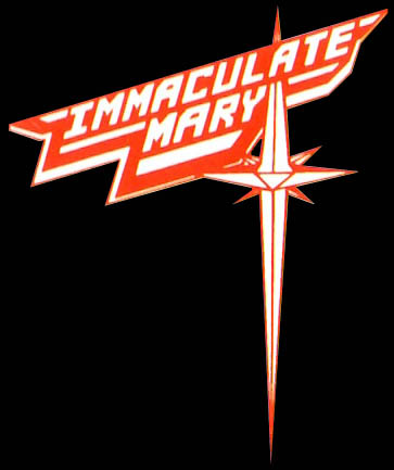 Immaculate Mary - Logo
