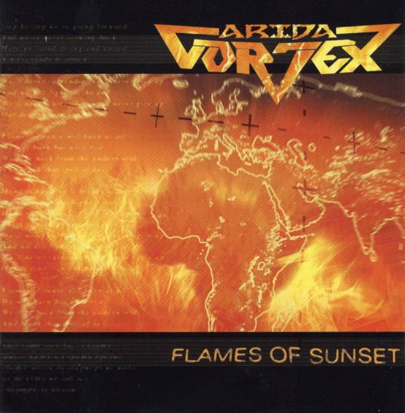 Flames of Sunset cover (Click to see larger picture)