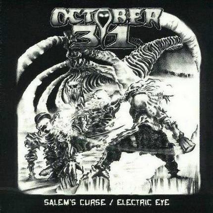 October 31 - Salem's Curse