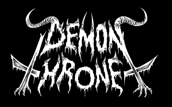 Demonthrone - Logo
