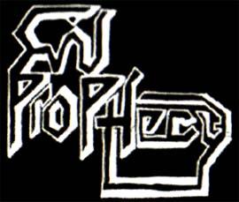 Evil Prophecy - Logo