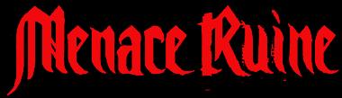 Menace Ruine - Logo