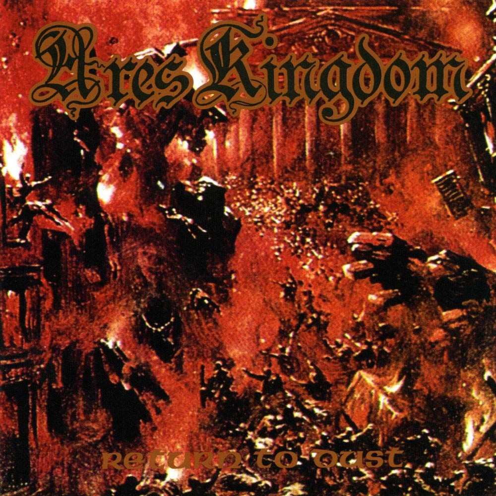 Ares Kingdom - Return to Dust