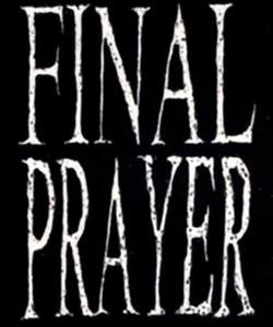 Final Prayer - Logo