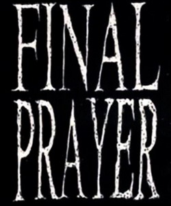 Final Prayer - Logo
