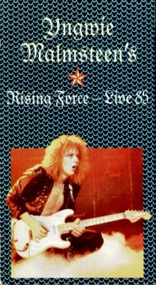 Yngwie J. Malmsteen - Rising Force Live '85