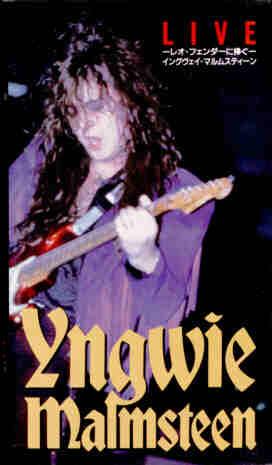Yngwie J. Malmsteen - Leo Fender Benefit Live