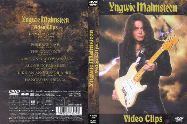 Yngwie J. Malmsteen - Yngwie Malmsteen Video Clips