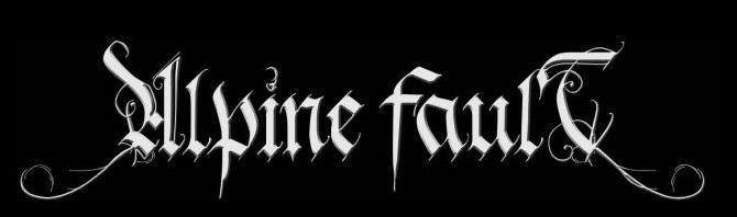 Alpine Fault - Logo