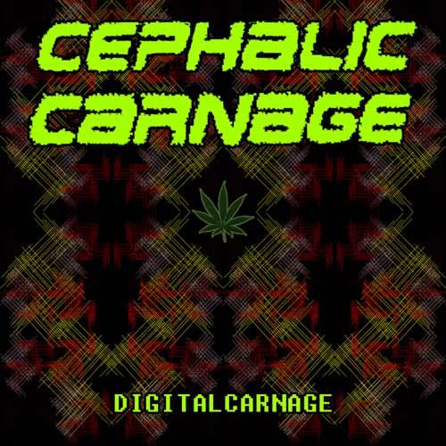 Cephalic Carnage - Digital Carnage