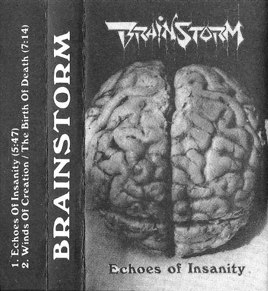 Brainstorm - Echoes of Insanity