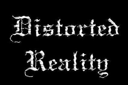 Distorted Reality - Logo
