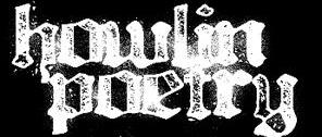 Howlin Poetry - Logo