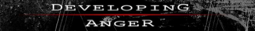 Developing Anger - Logo