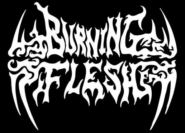 Burning Flesh - Logo
