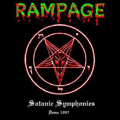 Rampage - Satanic Symphonies