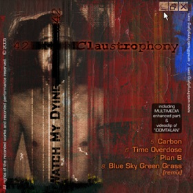 Szeg / Watch My Dying - Here We Go / Claustrophony