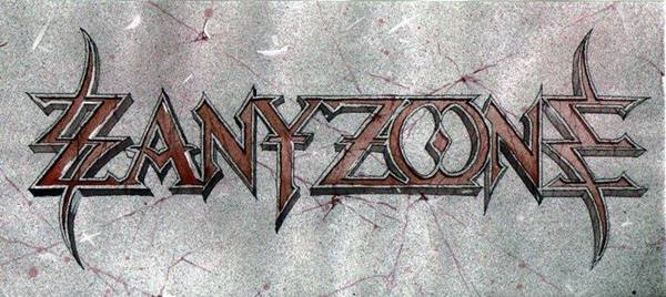 Zany Zone - Logo