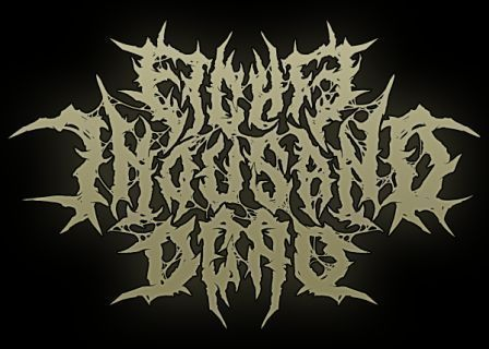 Eighty Thousand Dead - Logo
