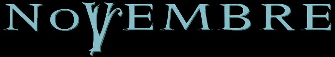 Novembre - Logo