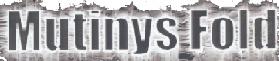 Mutinys Fold - Logo