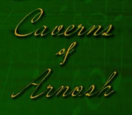 Caverns of Arnosh - Logo