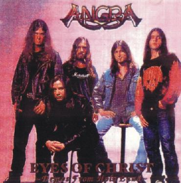 Angra - Eyes of Christ