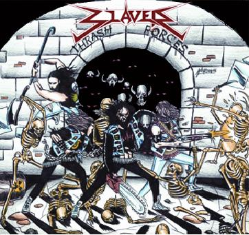 Slaver - Thrash Forces