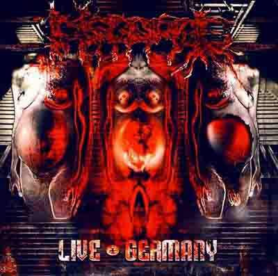 Disgorge - Live Germany