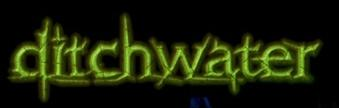 Ditchwater - Logo