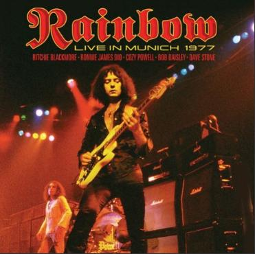 Rainbow - Live in Munich 1977