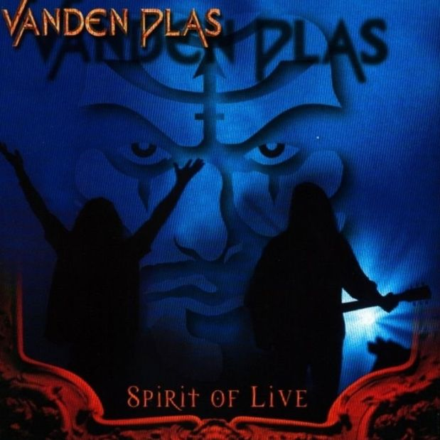 Vanden Plas-Spirit Of Live (live Album)