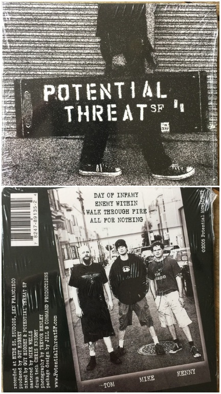 Potential Threat - 2.0 EP