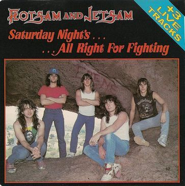 Flotsam and Jetsam - Saturday Night's Alright for Fighting