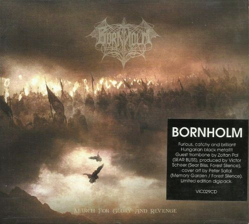 Bornholm - March for Glory and Revenge