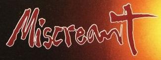 Miscreant - Logo
