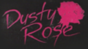 Dusty Rose - Logo