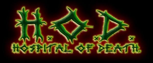 Hospital of Death - Logo