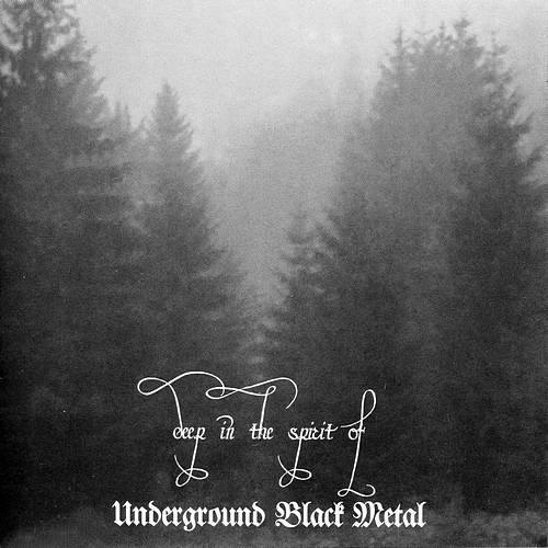 Hordagaard / Funeral Forest / Grimlair / Rabennacht / Ymber Autumnus - Deep in the Spirit of Underground Black Metal