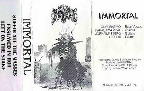 Immortal - Immortal