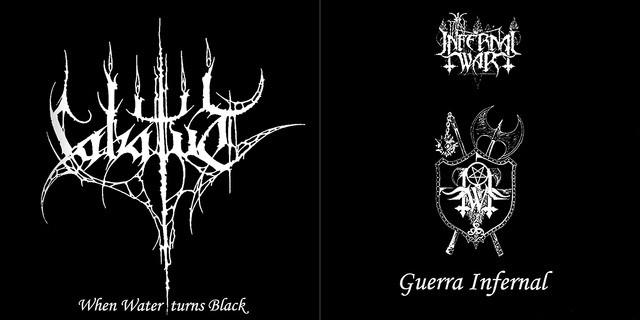 Labatut / In Infernal War - When Water Turns Black