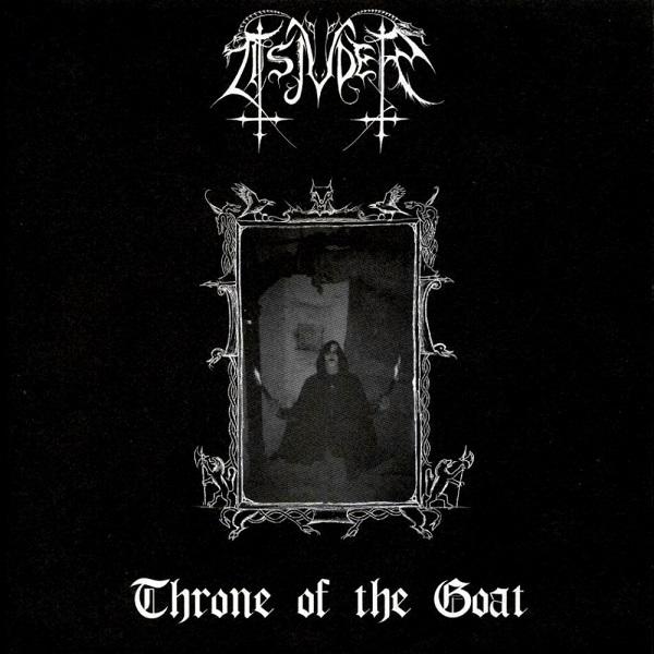 Tsjuder - Throne of the Goat