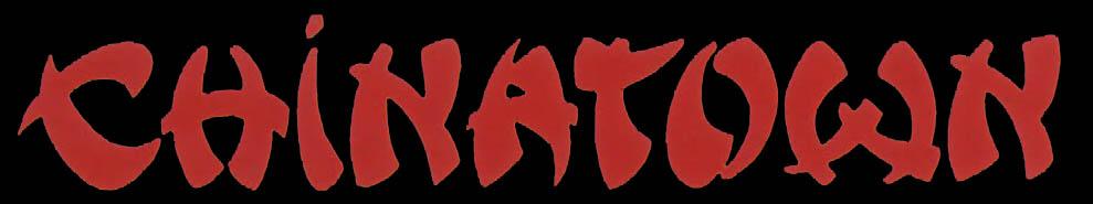 Chinatown - Logo