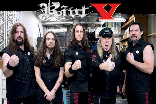 Riot V - Photo