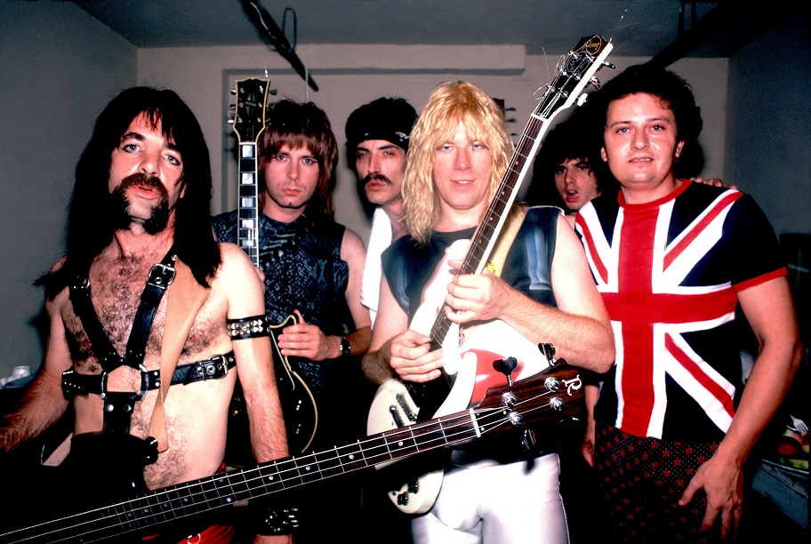 Spinal Tap - Photo