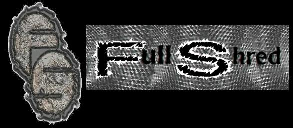 Full Shred - Logo