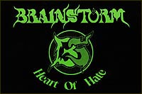 Brainstorm - Heart of Hate