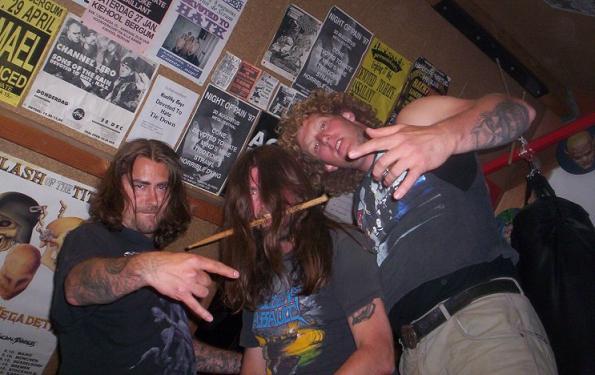 Crushing Jackhammer - Photo