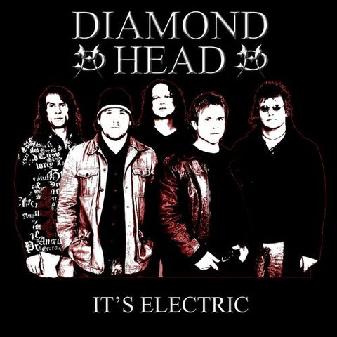 Diamond Head - It's Electric