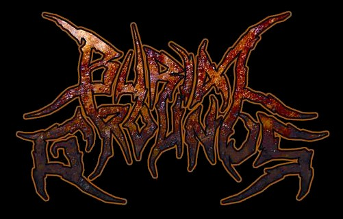 Burial Grounds - Logo